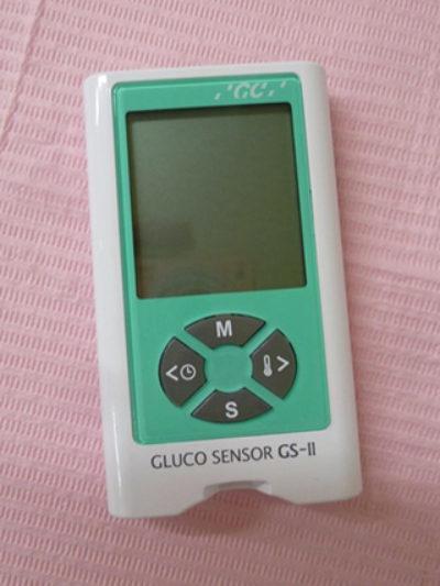 グルコセンサーGS-II
